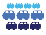 Blue Cars