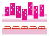 Pink Subway