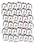 Warm Penguin Pattern