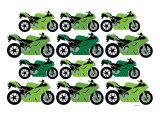 Green Ducati