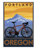Portland  Oregon  Mountain Bike Scene