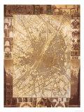 Carte de Paris 3