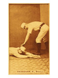 Boston  MA  Boston Beaneaters  King Kelly  Baseball Card  no2