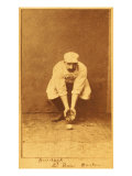 Boston  MA  Boston Beaneaters  Kid Nichols  Baseball Card