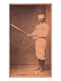 Boston  MA  Boston Beaneaters  Black Jack Burdock  Baseball Card  no2