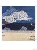 Maritime Giclée par Susan Gillette