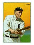 Detroit  MI  Detroit Tigers  Tyrus Raymond Cobb  Baseball Card