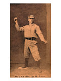Philadelphia  PA  Philadelphia Quakers  Tommy McCarthy  Baseball Card