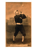 Chicago  IL  Chicago White Stockings  Billy Sunday  Baseball Card