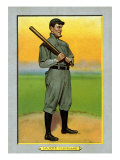 Cleveland  OH  Cleveland Naps  Nap Lajoie  Baseball Card