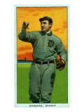 Detroit  MI  Detroit Tigers  Wild Bill Donovan  Baseball Card