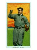 Detroit  MI  Detroit Tigers  Wild Bill Donovan  Baseball Card