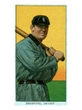 Detroit  MI  Detroit Tigers  Sam Crawford  Baseball Card