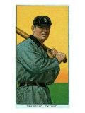 Detroit  MI  Detroit Tigers  Sam Crawford  Baseball Card