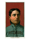 Pittsburgh  PA  Pittsburgh Pirates  Vic Willis  Baseball Card