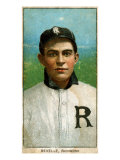 Richmond  VA  Richmond Virginia League  Dutch Revelle  Baseball Card