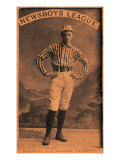 Rochester  NY  Rochester Post Express  McDowell  Baseball Card