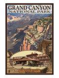 Grand Canyon National Park  Arizona  El Tovar Hotel