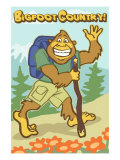 Bigfoot Hiker