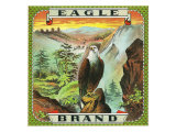 Eagle Brand Tobacco Label