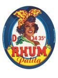 Rhum Palita Brand Rum Label