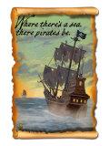 Pirate Ship on Pursuit