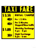 Taxi Fare  New York