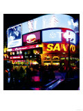 Piccadilly Circus Lights  London