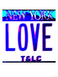 Love NY License Plate  New York