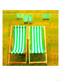 Hyde Park Deck Chairs  London