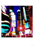 Times Square Night  New York