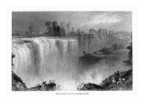 Rochester  New York  View of Genessee Falls