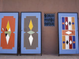 Colorful Doors Made by Local Metalworkers  Morocco