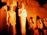 Temple of Karnak Sound and Light Show  Egypt