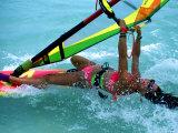 Windsurfing  Aruba  Caribbean