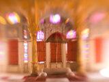 Maharajah's Bedroom  Meherangarh Fort  Rajasthan  India