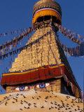 Swayanbunath  Kathmandu  Nepal