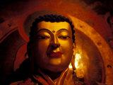 Gyentse Buddha Statue  Tibet