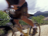 Mountain Biking  Curacao  Caribbean