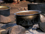 Beans to be Served to Wedding Guests  Tanzania