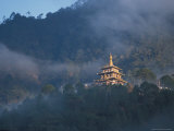 The Crown Prince's Temple  Bhutan