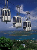 Paradise Tramway  St Thomas  Caribbean