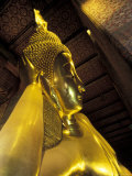 Reclining Buddha  Wat Po  Thailand