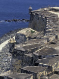 El Morro Fort  Old San Juan  Puerto Rico
