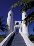St Peter Catholic Church  Long Island  Bahamas  Caribbean