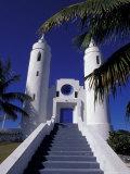 St Peter Catholic Church  Long Island  Bahamas  Caribbean