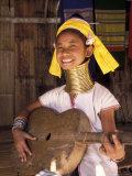 Long Neck Girl  Thailand