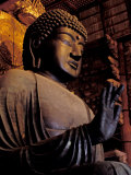 Buddha Statue Details  Kyoto  Japan
