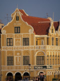 Penha and Sons Building  Willemstad  Curacao  Caribbean