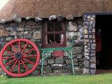 Stone House  Isle of Skye  Scotland